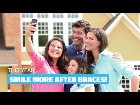 Smile More After Braces